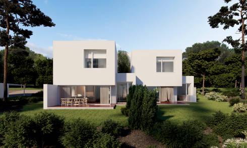 Villas by Graph Arquitectura