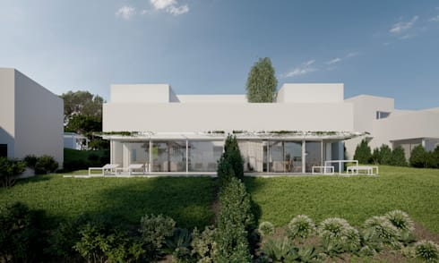 modern Houses by Graph Arquitectura