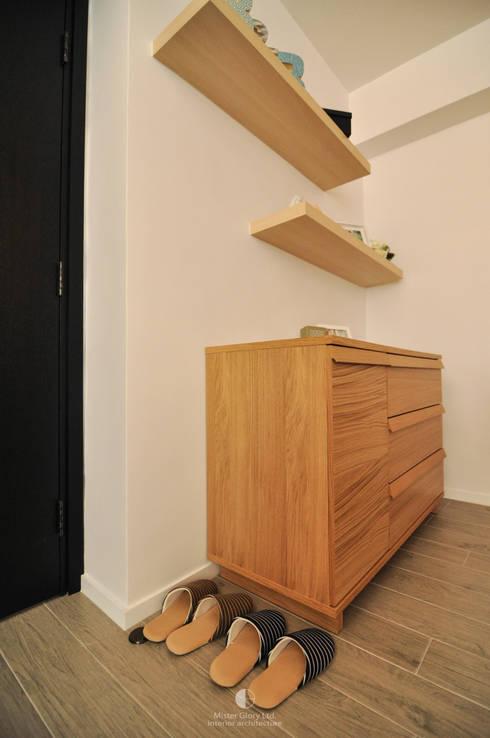 9:  Corridor, hallway & stairs  by Mister Glory Ltd