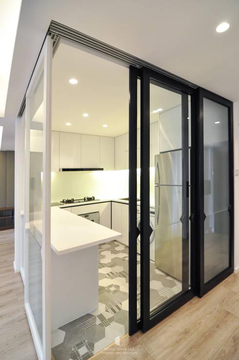 4:  Kitchen units by Mister Glory Ltd