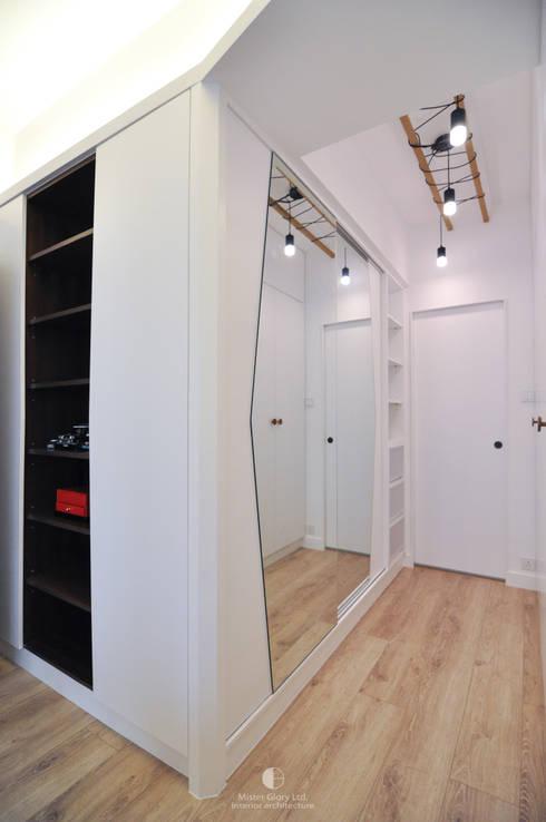 6: minimalistic Bedroom by Mister Glory Ltd