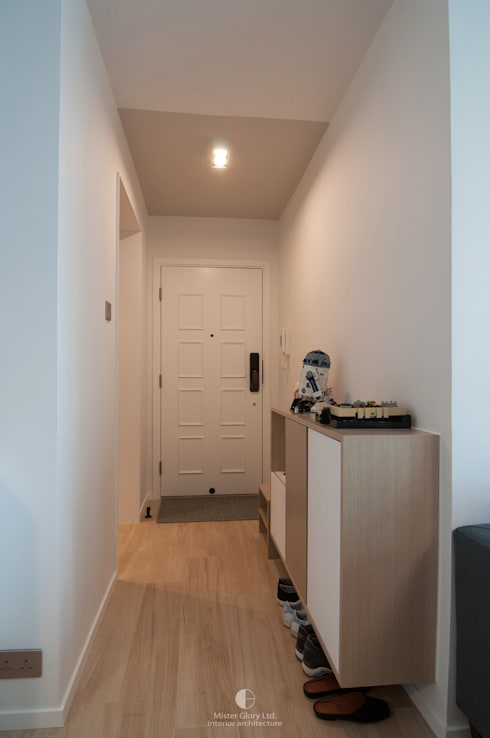 5:  Corridor & hallway by Mister Glory Ltd