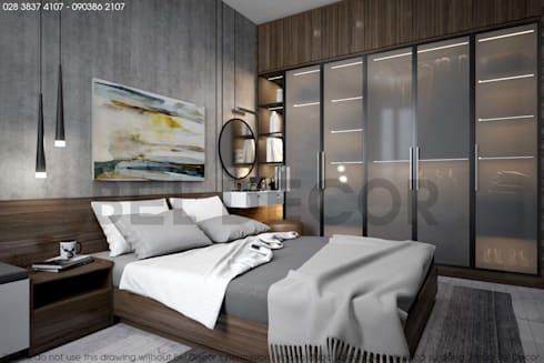 Project: HO1784 Apartment (ID)/ Bel Decor:   by Bel Decor