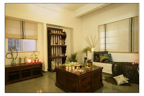Study : asian Study/office by RA LIFESTYLES