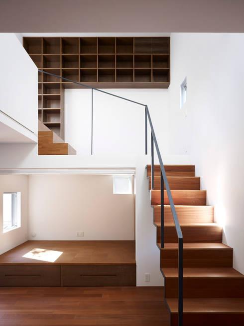 Treppe von 山縣洋建築設計事務所