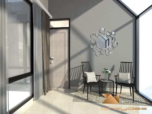 Ruang Santai:   by Arsa Synergy Design
