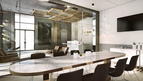 Collection Of Work 06:  Office buildings by Liquidmesh Design