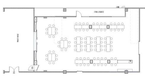2F PLAN:   by 見和空間設計