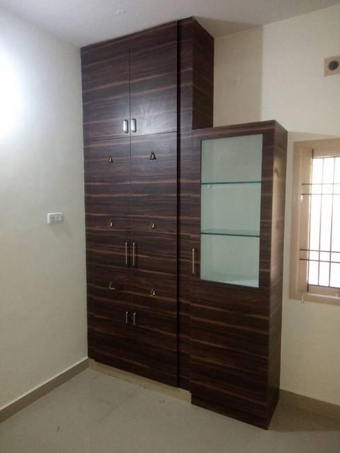 Interior:  Living room by Aspectra Interia Solution