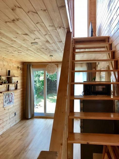 樓梯 by 프리홈 인터내셔널
