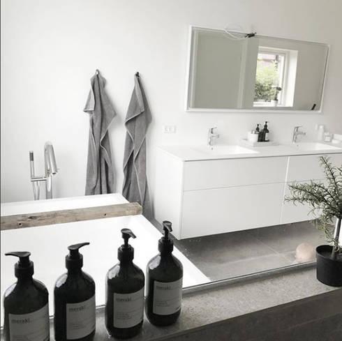 Copenhagen Bath - Bathroom inspirations: skandinavische Badezimmer von Copenhagen Bath