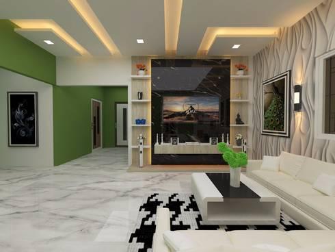 Interior 2:   by Aspectra Interia Solution