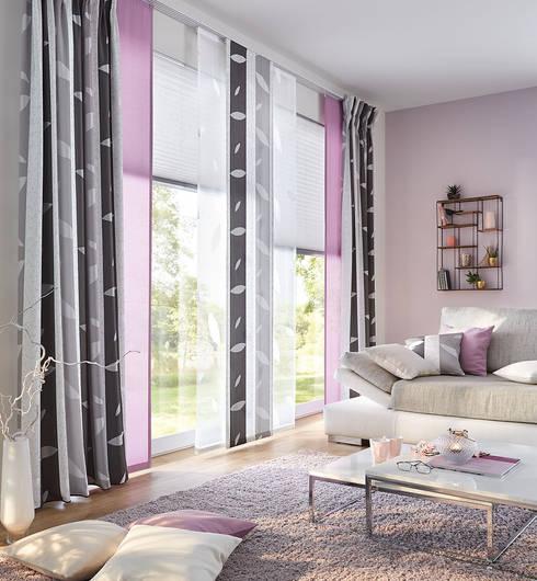 gardinen ratgeber worauf geachtet werden sollte. Black Bedroom Furniture Sets. Home Design Ideas