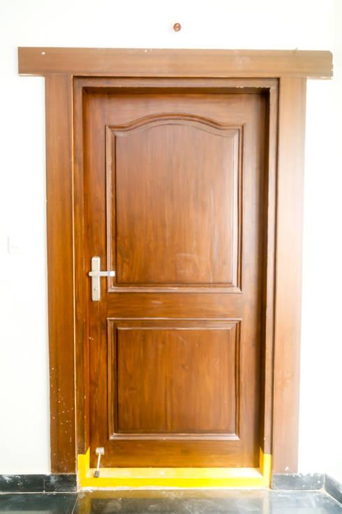Ms. Shilpa Kondapur Site:  Doors by Ghar Ek Sapna Interiors