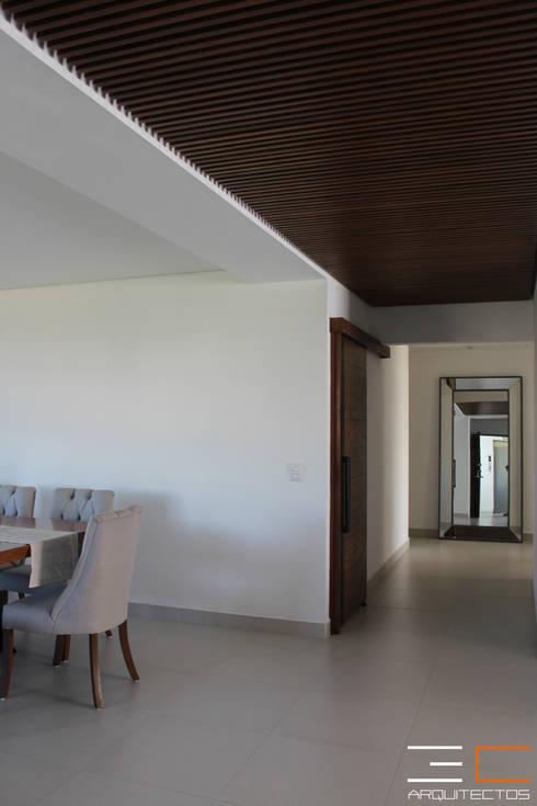 Loft Mil3 [León, Gto]:  de estilo  por 3C Arquitectos S.A. de C.V.