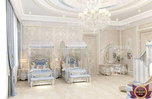 Most beautiful houses of Katrina Antonovich: classic Bedroom by Luxury Antonovich Design