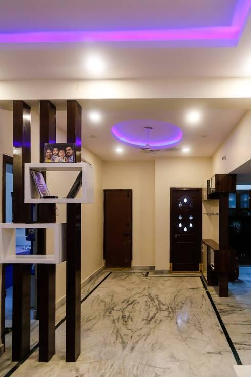 Project:   by Ghar Ek Sapna Interiors