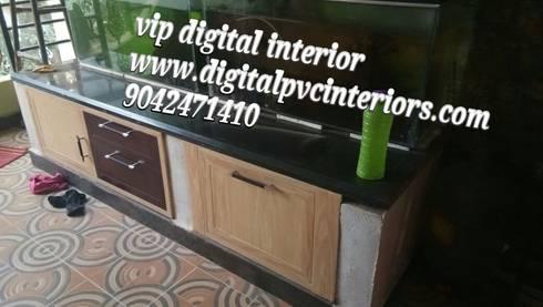 pvc interior in ramamurthy nagar bangalore:   by vip digital interior in bangalore