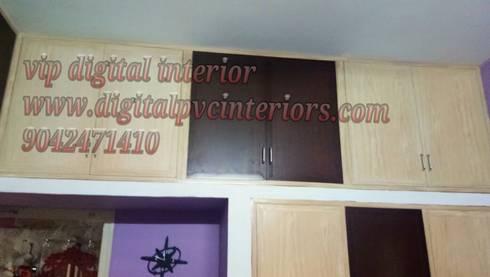 pvc interior in madiwala bangalore:   by vip digital interior in bangalore