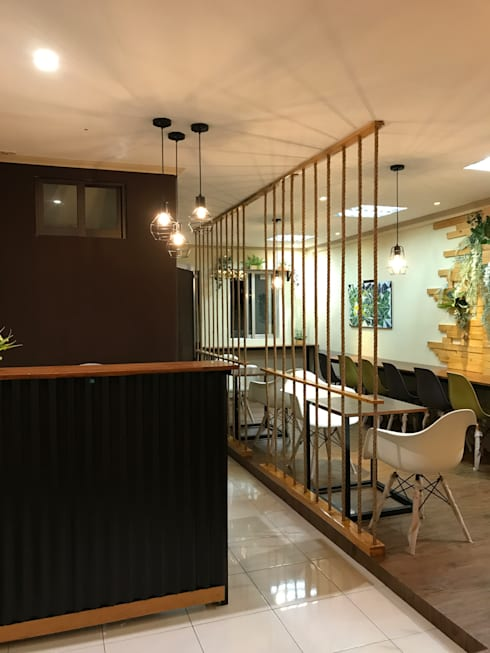 Espasyo Learning & Recreation Hub:   by GK + BAM Architects