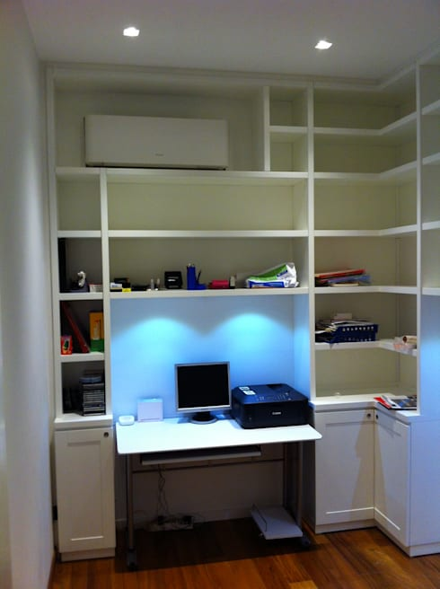 Ruang Kerja by Bucefalo Arredamenti