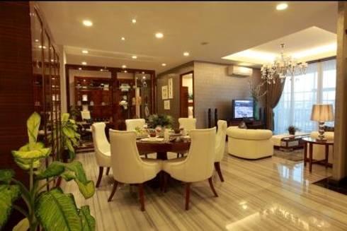 Apartment luxury: modern Kitchen by Magna Mulia Mandiri