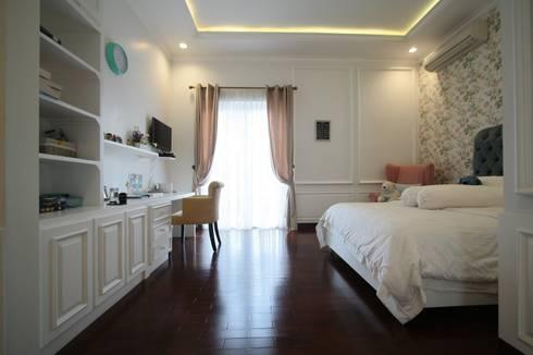 classic Bedroom by Exxo interior