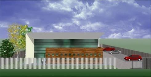 PROTOTIPO 5:  de estilo  por Incubar: Arquitectura & Construcción
