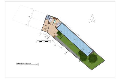 G&I Residence:   by GUBAH RUANG studio