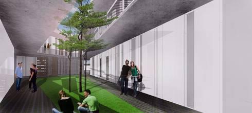 PBI office:   by GUBAH RUANG studio