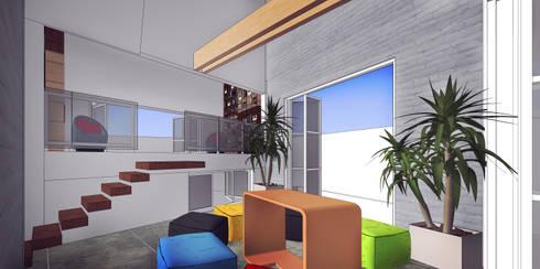 RAW House:   by GUBAH RUANG studio