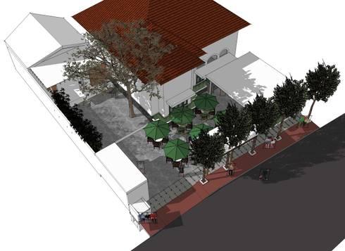 SA Resto:   by GUBAH RUANG studio