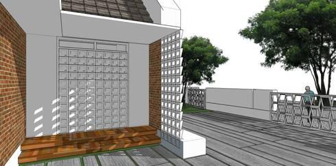 R Residence:   by GUBAH RUANG studio