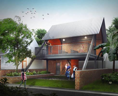 Posyandu Cemara:   by GUBAH RUANG studio