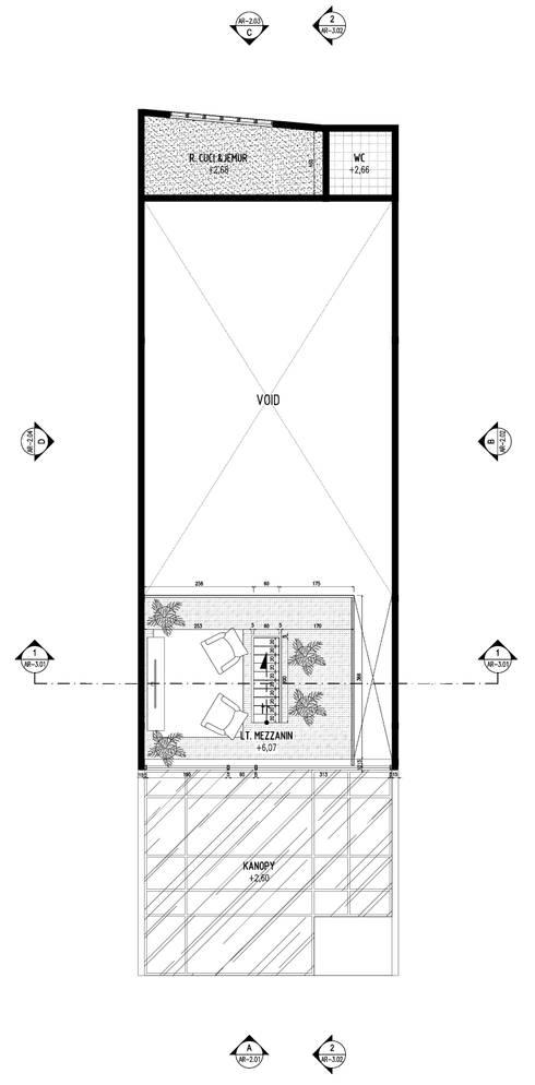 A2-House:   by GUBAH RUANG studio