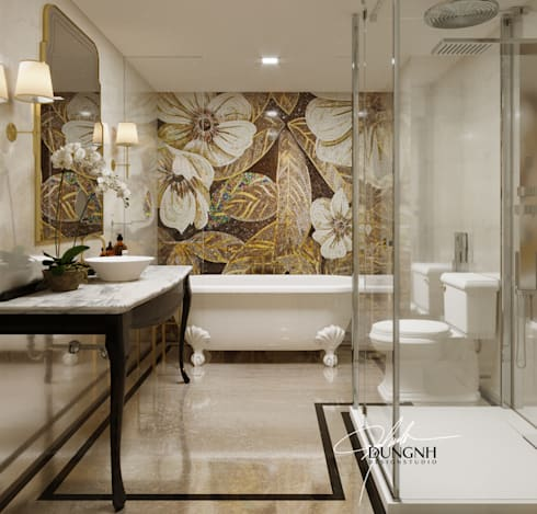 WC MASTER:   by DNH DESIGN STUDIO