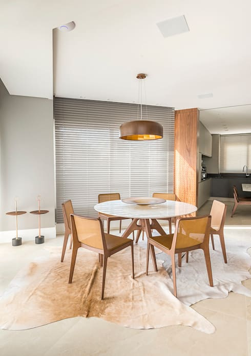 Apartamento: Cozinhas  por Spengler Decor