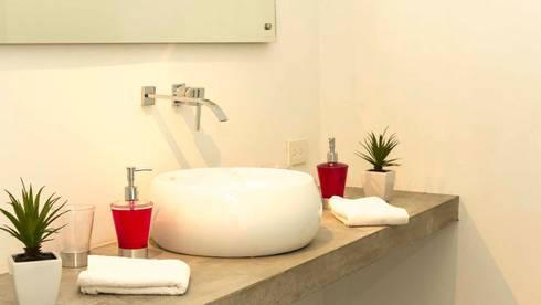 Baño con Home Staging:  de estilo  por homeblizz