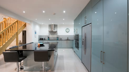 modern Kitchen by Cleveland Kitchens