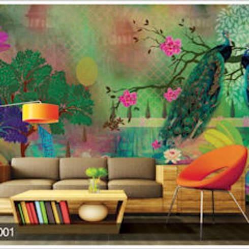 Walls & flooring by Nancy Amon - Homify