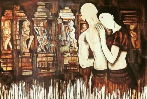 Preyasami:  Artwork by Indian Art Ideas