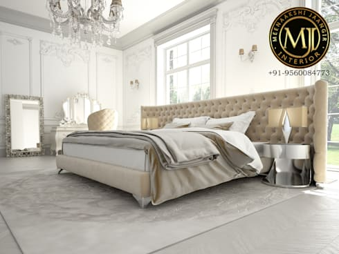 MJI Project: modern Bedroom by Interior Styling by MJI