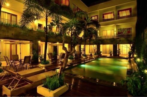Ayola Vihan Suite Hotel in Tuban - Bali:  Hotels by ANJARSITEK