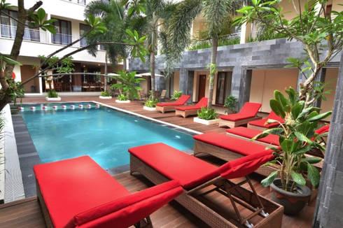 Ayola Vihan Suite Hotel in Tuban – Bali:  Hotels by ANJARSITEK