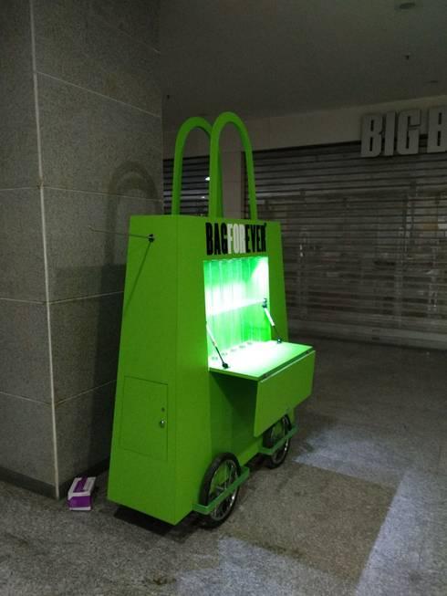 Project:  Corridor & hallway by Manvi kitchen world & Interior solution