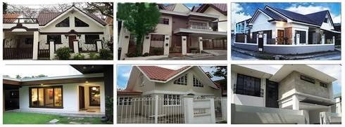 Random Projects for Residential Units:   by JJDizon Marketing & Associates, Inc.