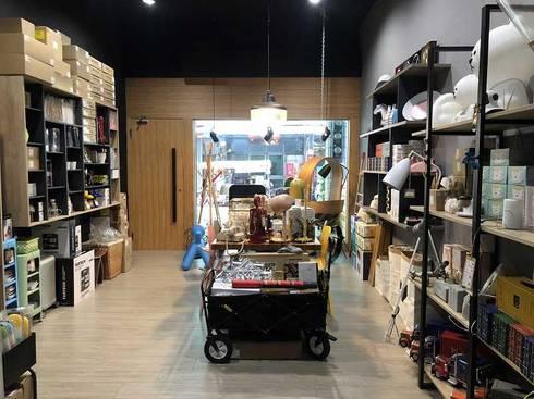 陳設總店:  商業空間 by CHENset 陳設