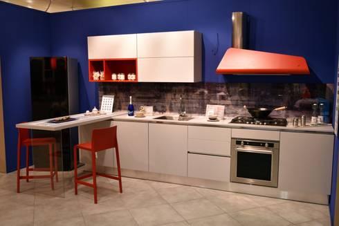 Cucina BERLONI mod. B50 Gola Cava by EML SRL | homify