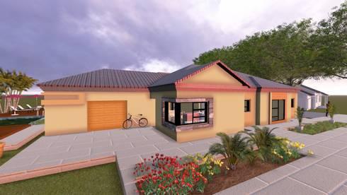 Mr Mabunda:   by iRON B HOME DESIGN
