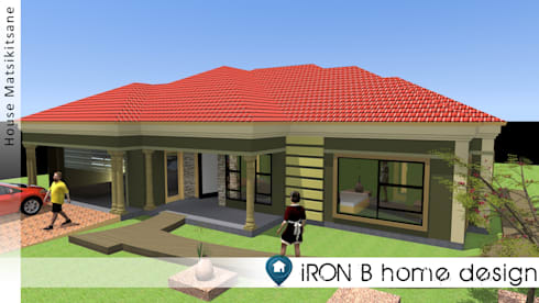 Tricia Mnisi:   by iRON B HOME DESIGN